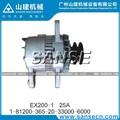 Ex200- 1,1-81200-365-20-33000-6000,25a, generadordiesel