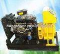 japão yanmar 7kw diesel abrir gerador generac