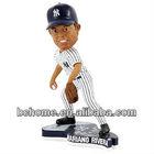 Mariano Rivera bobble heads, New York Yankees 2013 Bobbleheads,baseball palyers Pennant base