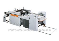 Used Sakurai automatic screen printing machine