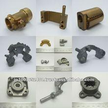 Diecast Parts brass die casting Japanese Quality Best Price Good Service