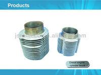 Aluminium alloy Diesel engine cylinder block die pressing casting