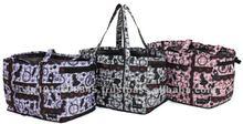 Original print design folding shopping bag bring your own bag