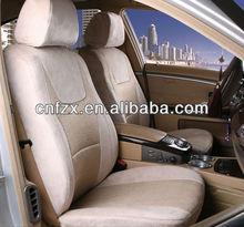 Soft touching suede fabric car seat cover nissan,kia,suzuki