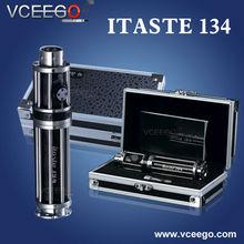 2013 newest stock wholesale original innokin variable wattage itaste 134 specs new surefire king mod