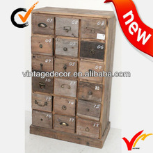 French countryside style living room furniture set wooden corner cabinet newly design
