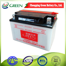 Motorcycle Parts 12V 7Ah Exhaust Type12v 7ah Sealed Lead Acid Dry Cell Motorcycle Battery