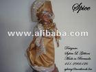 Sugar & Spice Porcelain Collectable Dolls