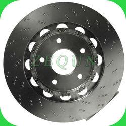 carbon ceramic brake rotors for BENZ-Mercedes Coupe