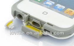 waterproof snowproof shockproof dirtproof case for iphone 5c