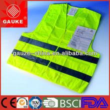 reflective vest police vest high visibility vest EN471