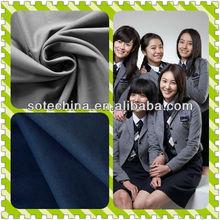 "School Uniform Fabric -100% cotton twill 40/2*21 124*69 57/58"" - 2015 HOT SALE TEXTILE"