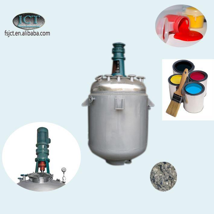 jct glue for metal reactor mixer machine 1000L