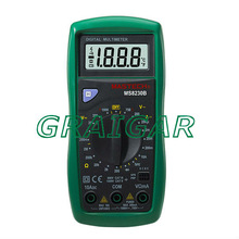 Cheap Mastech MS8230B AC DC Resistance Digital Multimeters with Diode