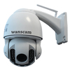 Wanscam 5xOptical Zoom H264 Outdoor Wireless PTZ Camera Wifi HD Infrared IP Camera