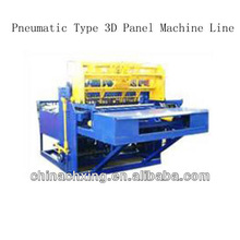 hot sale high qulity Pneumatic Type 3D Panel Machine Line/competitive price high quality