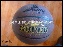 2014 world cup pu shiny leather basketball