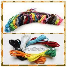 Athletic shoe lace basketball shoes canvas shoes of semicircle shoelaces wholesale