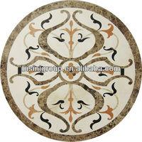 BISINI luxury water jet art, marble design for home, philippine marble