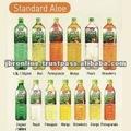 Corea del origen de okf& jugo de aloe bebida