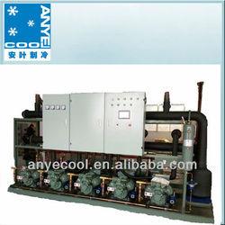 semi-hermetic series bitzer compressor condensing unit