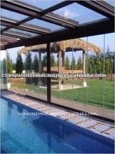 Spain Best Quality Aluminum Glass Houses