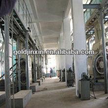 China Alibaba High oil yield crude soya bean oil mill
