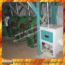 Wheat Flour Mill Plant, flour grind machinery