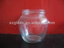 Glass Clip Lid Jars DH-550