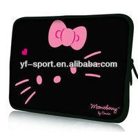 Hello kitty neoprene laptop sleeve