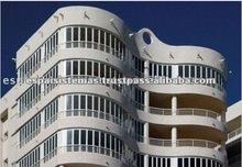Spain High Quality Aluminium Glass Sliding Window