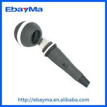 world cup 2014 bussiness gifts innovative black microphone usb flash drive 64 gb branding your own products free shipping