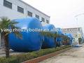 Réservoir d'eau sous pression fabrication