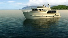 Luxury Trawler Yacht 1550