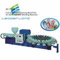 Máquina de fabricar zapatillas y sandalias PVC
