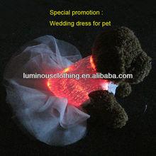 New led flashing dog clothes luminous dog clothing dog accessores