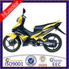 HL125-2 Yellow Competitive 125cc Motorcycle