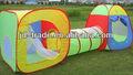 Nuevo diseño del túnel de jugar tienda casa de juegos de sala de juegos plegable para los niños niño niña- 1