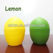 Lemon Plastic Container holder citrus storage