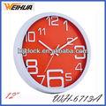 Alta calidad del reloj de pared / reloj de pared de promoción / del reloj movimiento de barrido