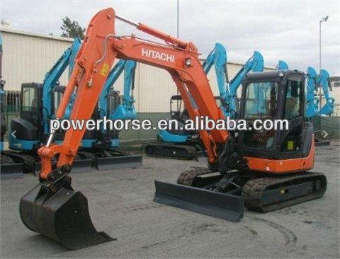 construcción de maquinaria hitachi 30 toneladas de japón hizo hitachi rc de equipos de construcción para la venta