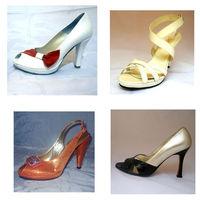 Elegant handmade Italian ladies shoes