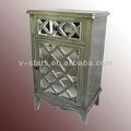Chino lh-vs0048 disign nuevo de madera gabinete de espejo para el almacenamiento