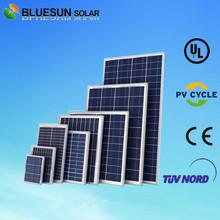 Top performance poly 120w 130w 140w 150w solar panel power inverter with best price