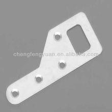 OEM custom sheet metal bending manual machine parts