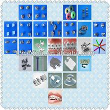 Orthodontic metal brace/orthodontic supplies