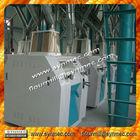 Medium Scale Wheat Flour Mill Machine, Wheat Flour Milling Plant