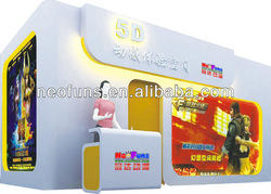 5D Cinema/5D Theater with Latest Advanced technology