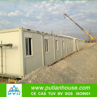 Professional manufacturer of container homes
