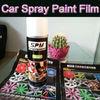 Top selling plastic dip spray coating 400ml